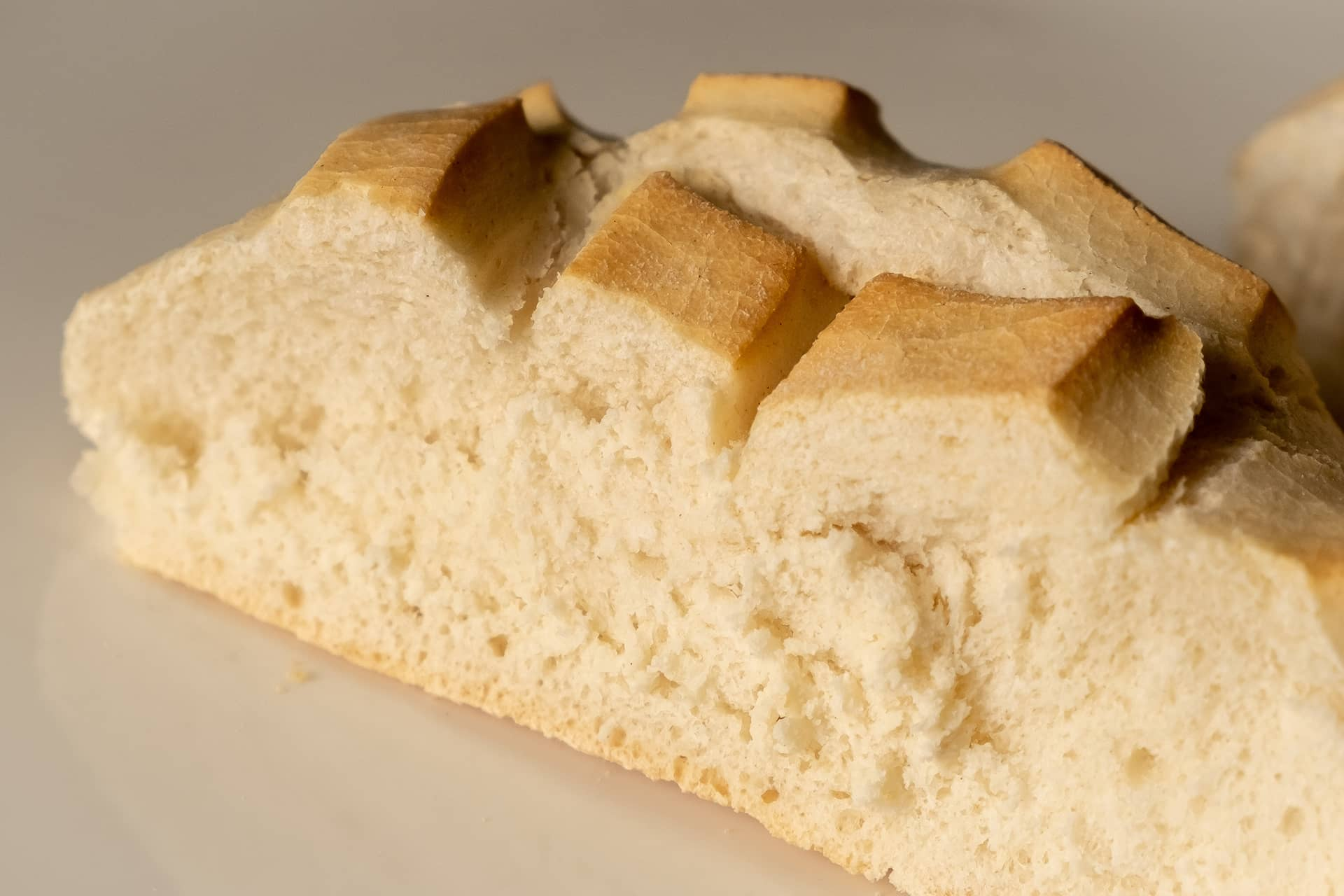 Pan bregado de Santa Lucía