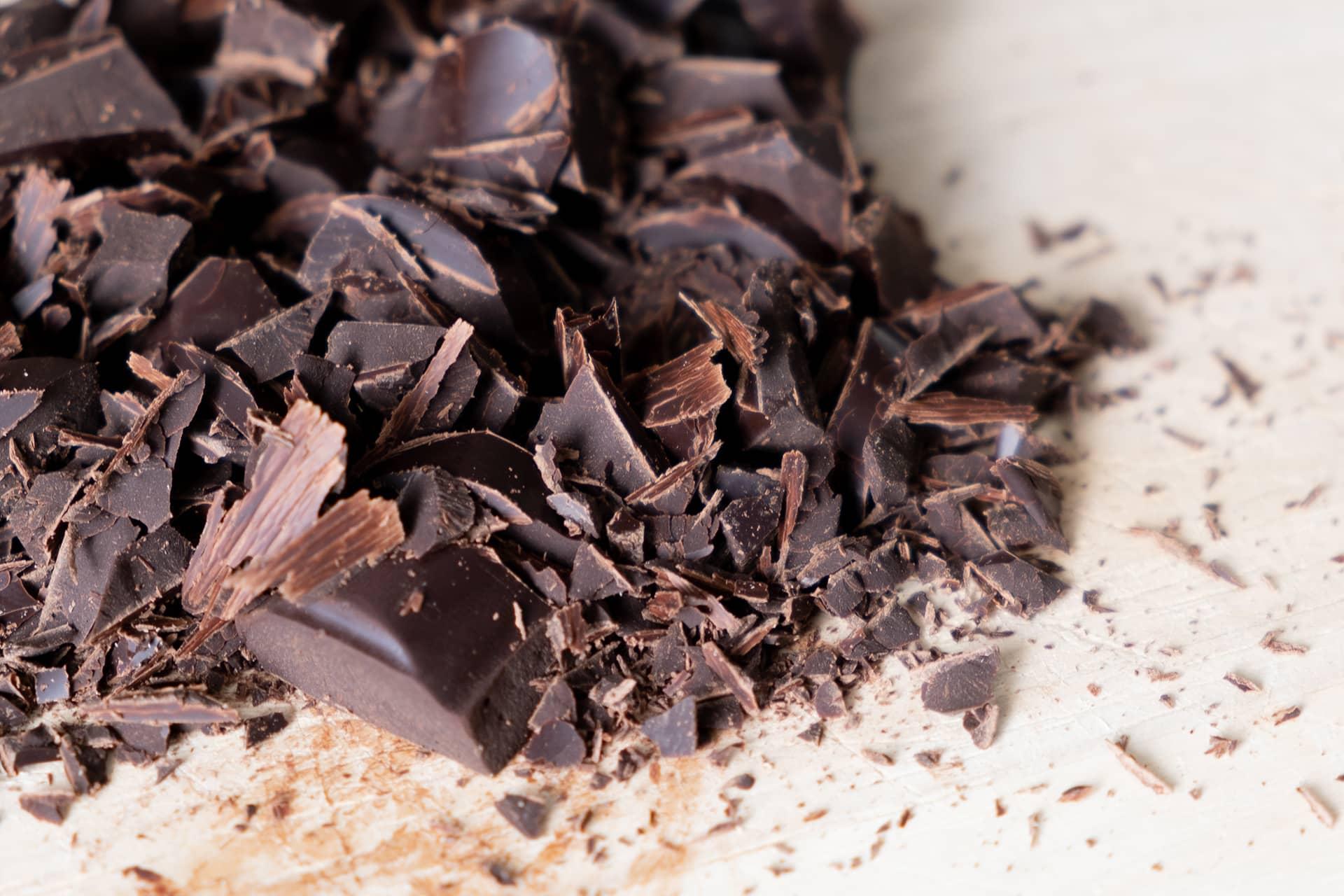 chocolate santocildes 100% rallado para fundir