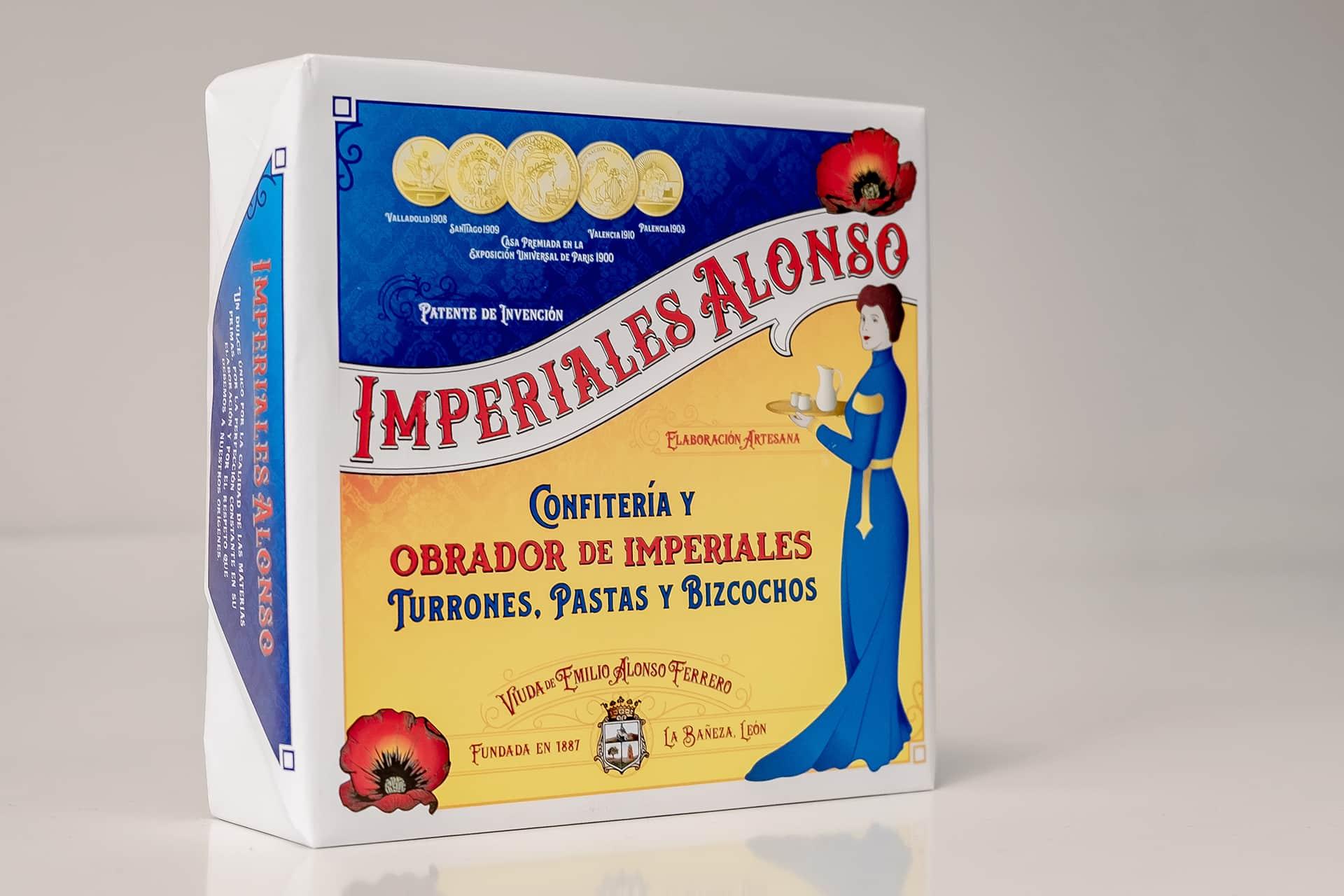 Nueva caja de Imperiales Alonso