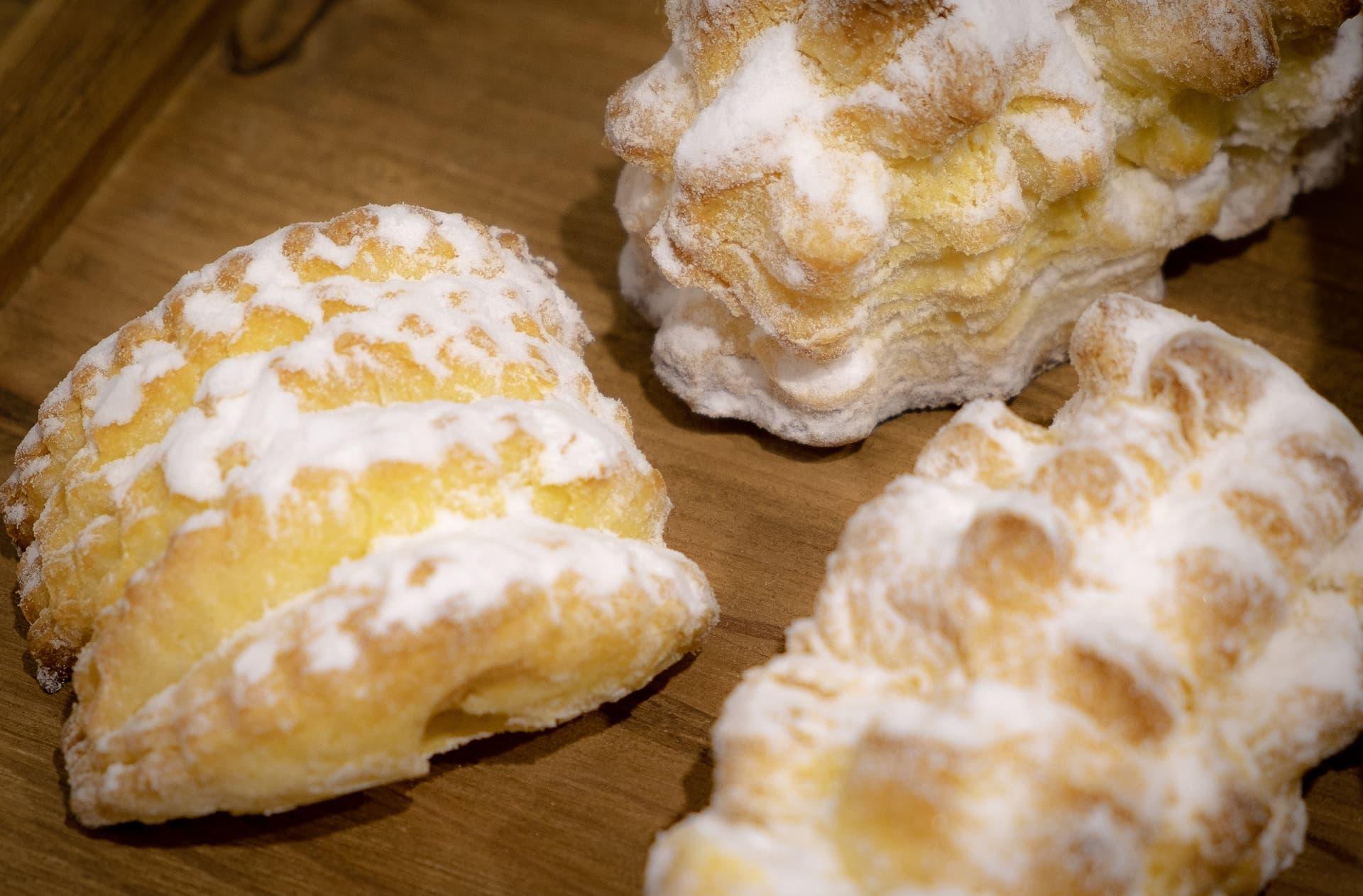 Mantequilla, huevos, harina, azúcar y mucho cariño  son los ingredientes de los nicanores de Boñar