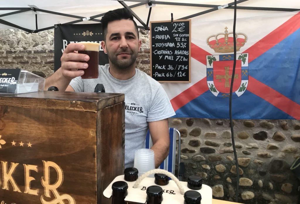 Héctor de Cervecería Belecker