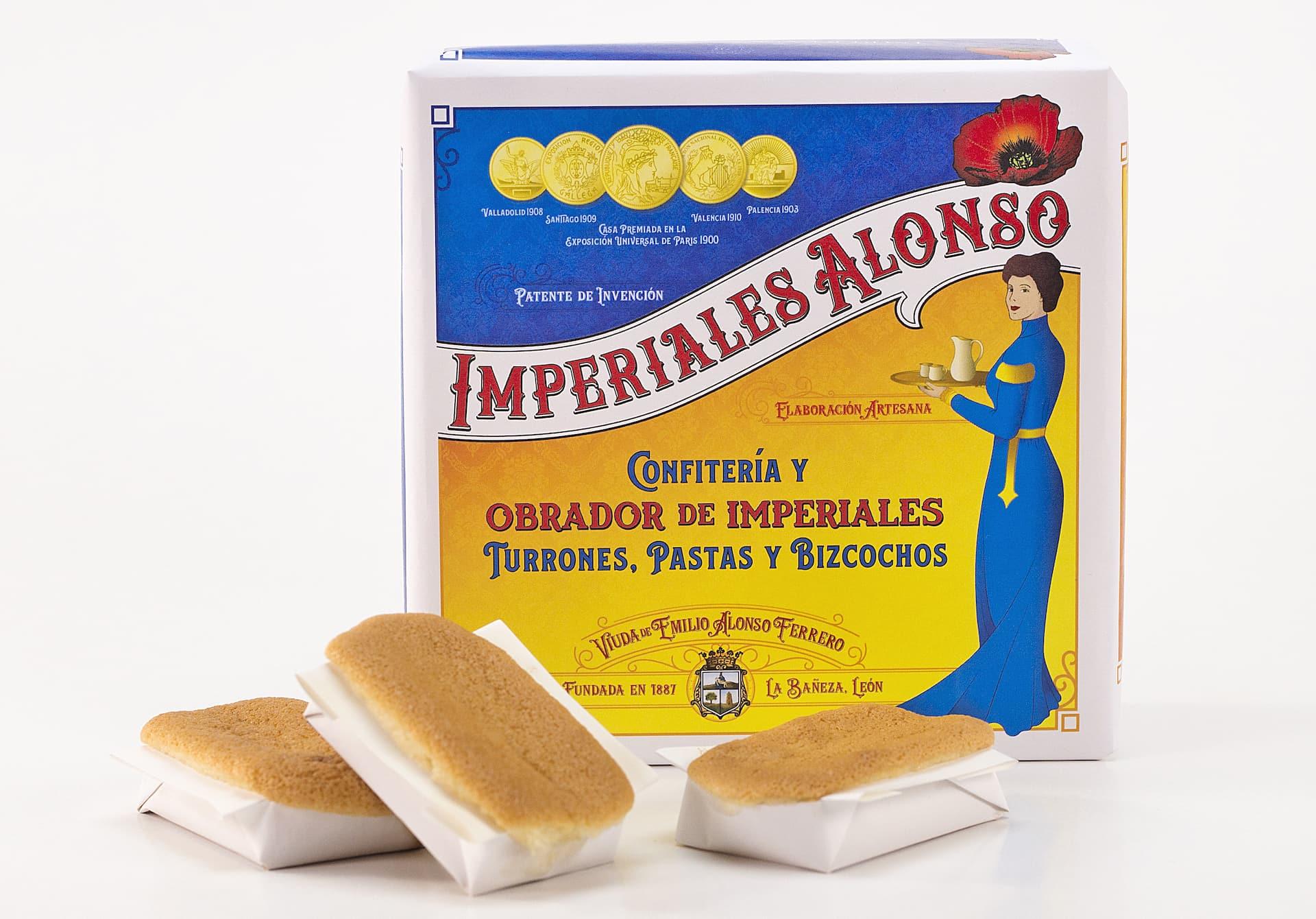 Nuevo diseño Imperiales Alonso
