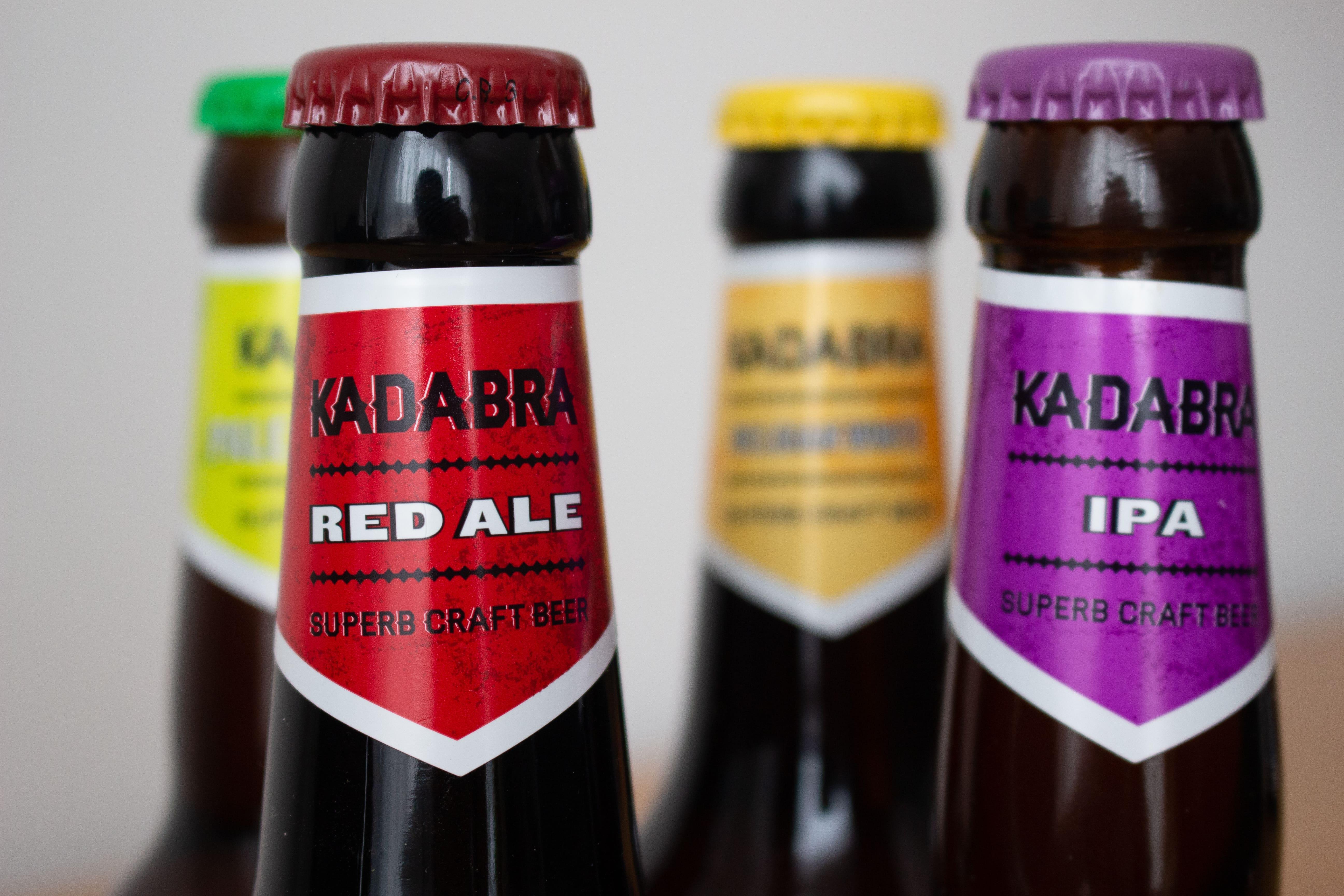 Kadabra Cerveza Artesana de León