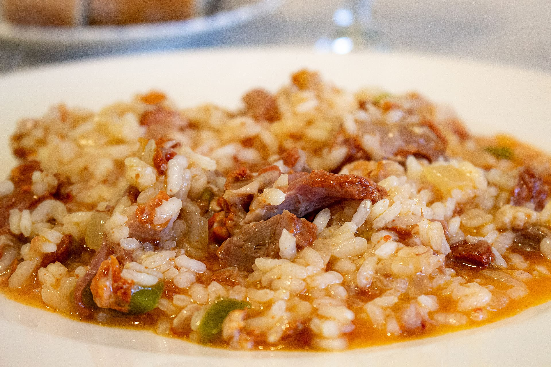 botillo del bierzo con arroz caldoso