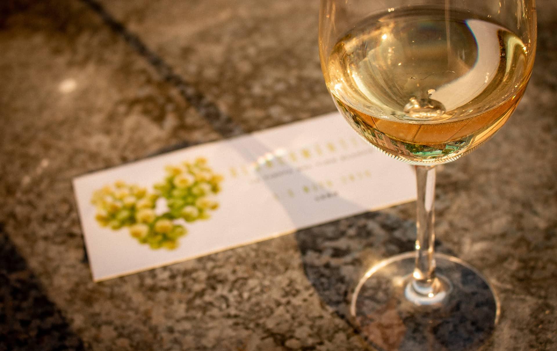 Albarín Blanco es el vino blanco estrella de la DO León