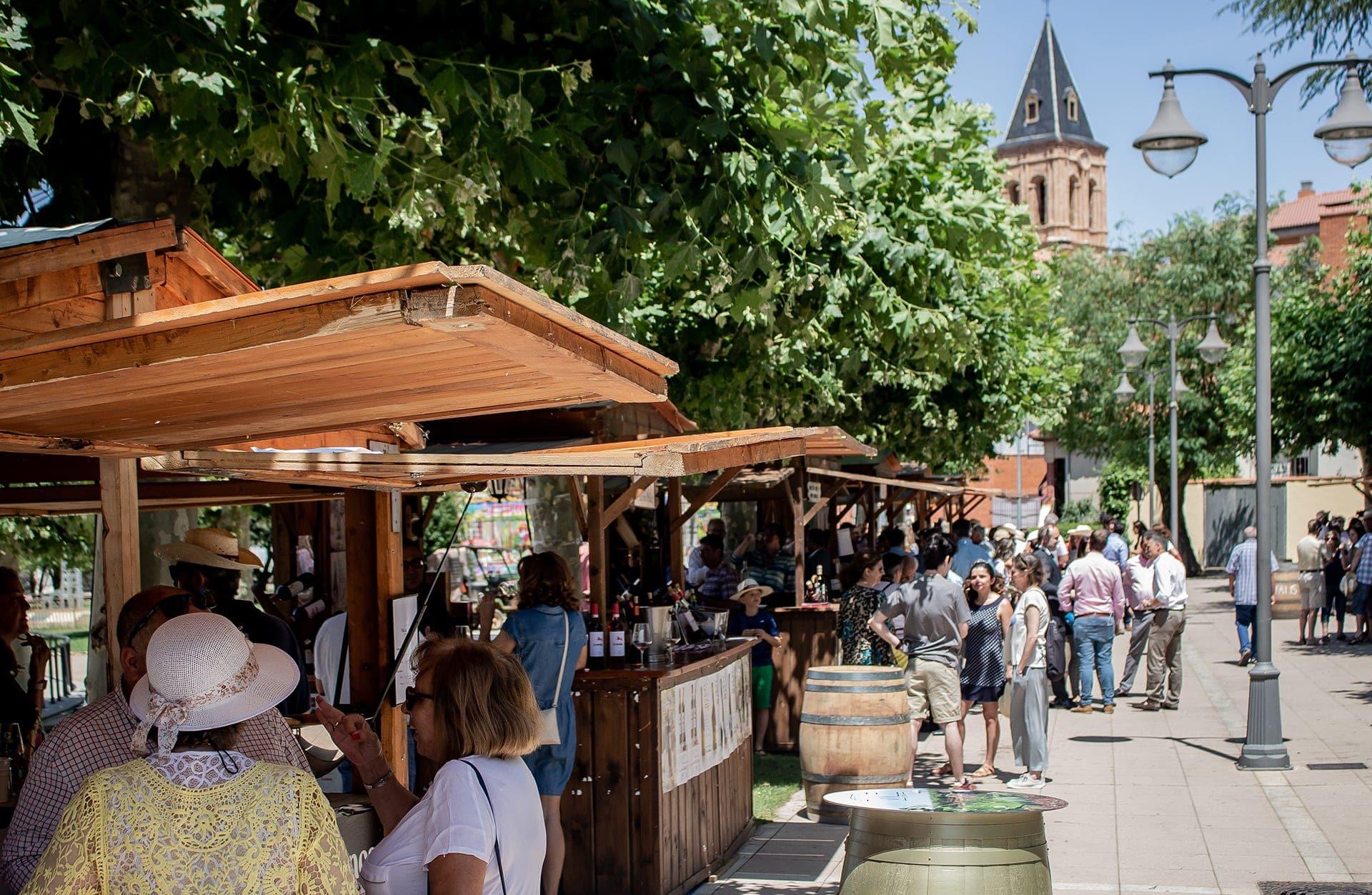 Feria Vinos DO León