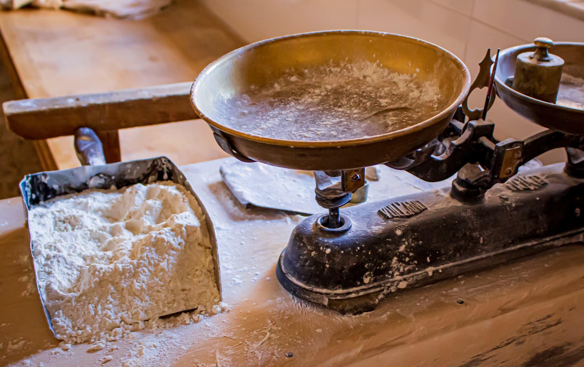 Pan de León Panadería Villabente pesas