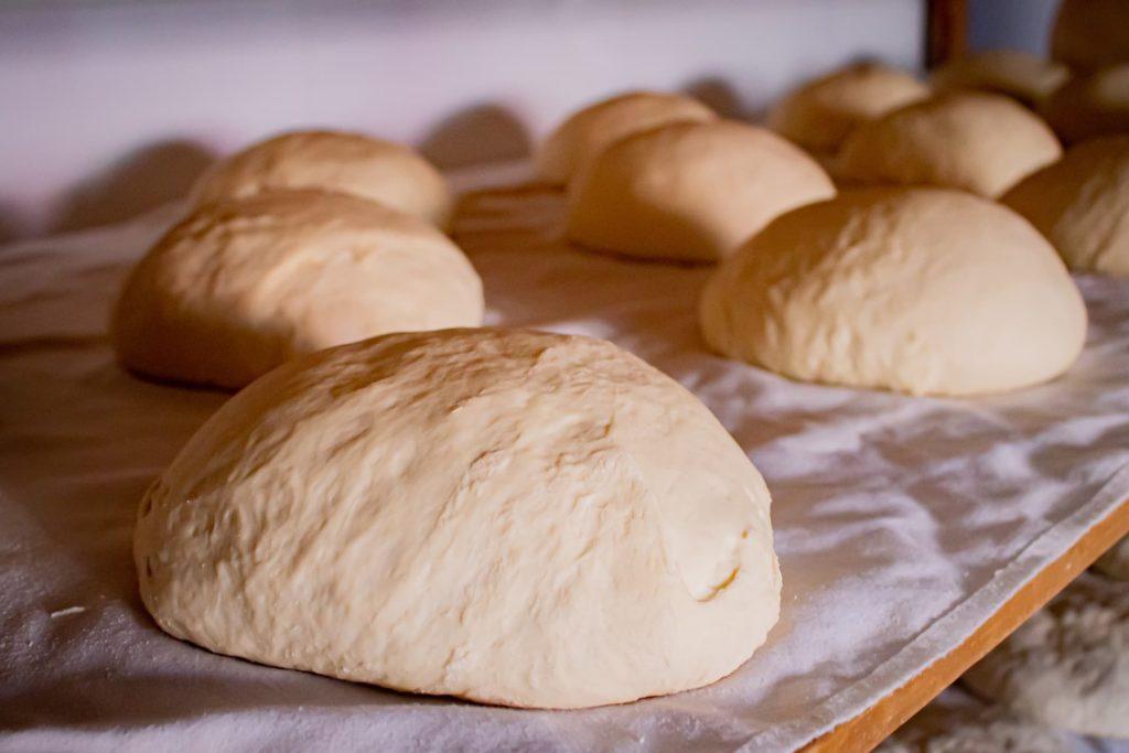 Pan de León Panadería Villabente Bolas de pan